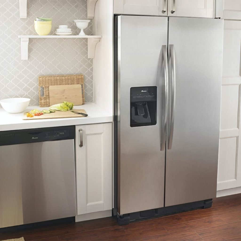 How to Change Water Filter In Whirlpool French Door Refrigerator?